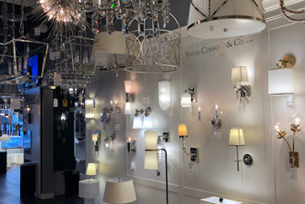 The Design Center At Abt Lighting By Fox